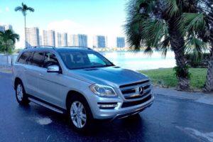 Аренда MERCEDES-BENZ GL450 в Майами