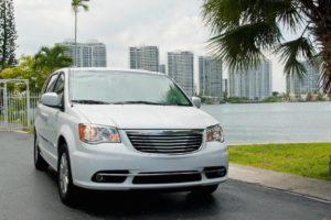 Rent CHRYSLER TOWN&COUNTRY Miami