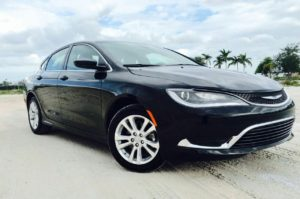 Rent CHRYSLER 200 LIMITED Miami