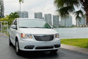 Rent CHRYSLER TOWN&COUNTRY Miami