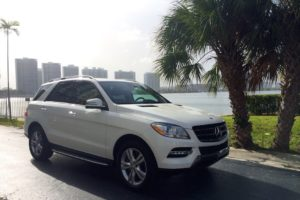 Аренда Mercedes-Benz ML 350